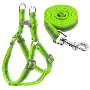 Small Dog Harness and Leash Set Reflective Step in Dogs Puppy Harness Pet Vest and Leads for French Bulldog Chihuahua Yorkshire