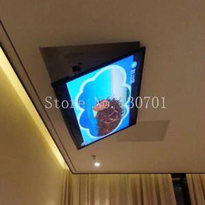 "Eversion electric ceiling Led lcd tv lift mount hanger holder remote control function 110v-250v ,Fit for 32""-70"" TV Ma"