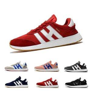 Tamanho 36-45 Iniki corredor sapatos para homens mulheres reais Top Qualidade Original Black White Iniki Runner Designer Esporte Sneakers Trainers Shoe