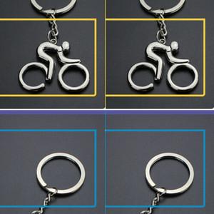 Moda Sıcak Yeni anahtarlık Anahtarlık Kelepçe Yüzük Anahtarlık Takı Metal AU