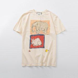 2020 High Street hip hop luxury designer mens womens gucci t shirts tops tees clothes size m-xxl