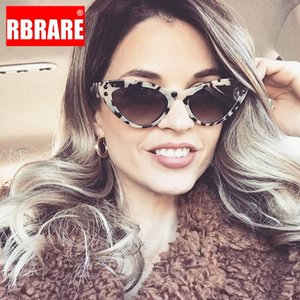 RBRARE Retro Cat Eye Sunglasses Women 2020 Brand Designer Vintage Sun Glasses For Women Eyewear Vintage Feminino