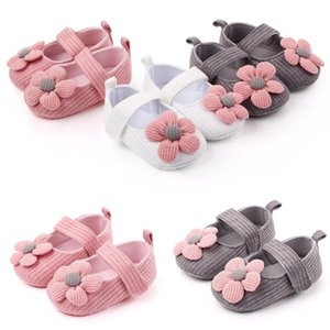 New Fashion Baby Girls Cute Cartoon Non-slip Cotton Toddler Floor Socks First Walker Shoes for Newborn Baby 0-18Months