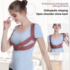 Brace Support Belt Adjustable Back Posture Corrector Clavicle Spine Back Shoulder for Women Clavicle Shoulder Brace Invisible