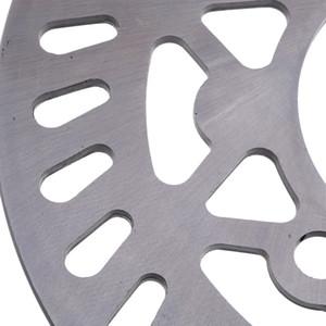 210mm Rear Brake Caliper Disc Rotor Fit For Pit Pro Trail Quad Dirt Bike ATV