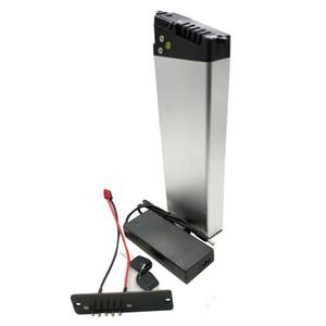 무료 배송 메이트 eBike 배터리 250W 350W 접이식 Ebike 36V 10.4Ah 11.6Ah 12.8Ah 14Ah 리튬 배터리 42V 2A 충전기