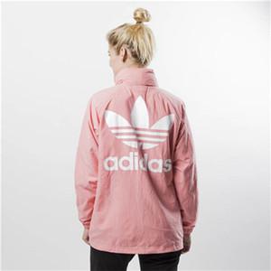 Yeni 20ss Kadınlar Ceketler Spor Coat Designerjackets WINDBREAKER Brandcoats Açık Ceket Fermuar Katı Kapüşonlular Harf Print'in sss 200222012CE