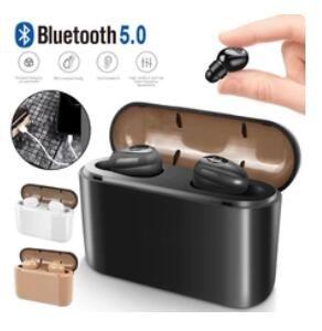 X8S pK i7S TWS i9S i11 i12 Inalámbrico Bluetooth 5.0 Auriculares Auriculares Auriculares Estéreo en la oreja Auriculares para teléfono celular con caja de carga 2200mAh