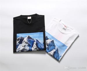 كندا شمال فاخر T قميص فاخر الموضة في باريس بلايز الصيف النساء نمط تي شيرت ذكر أعلى جودة القطن بنسبة 100٪