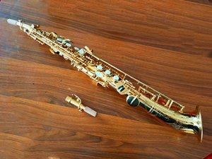 Il belin Keys Soprano saxophone sax Curved bell Soprano saxophone Bb key to High F key and G Key