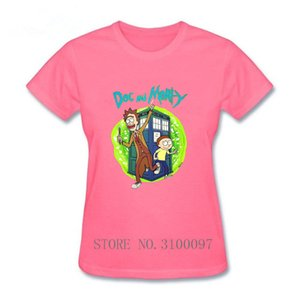 Rick And Morty T Shirt Women Anime Tshirt Chinese 3d Printed T-shirt Hip Hop Tee Cool Womens Clothing 2020 New Summer Top Tee