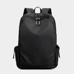 Sac à dos en nylon homme ordinaire grande capacité Sac Voyage unisexe Cartable USB Sacs à dos Voyage extérieur