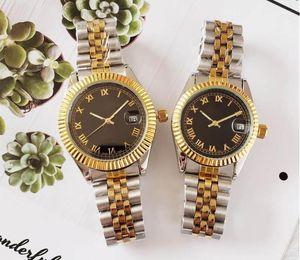 venta de la alta calidad de la fábrica U1 hombres mecánicos automáticos reloj de las mujeres de zafiro de cristal transparente relojes de los hombres de acero inoxidable
