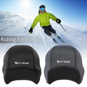 Breathable Skull Ski Cap Versatile Winter Warm Helmet Liner Windproof Lightweight Riding Running Beanie Drop Shipping