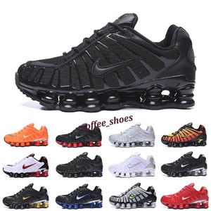 Nike Air Max Shox TL13 Running Shoes Sunrise Mens Skeptaes velocidade Red Neymar R4 Preto Metalizado 2019 Chegada Atlético Homem Homens Designer Tl Trainers Sneakers F4