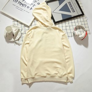 mens hoodies camisolas hoodies pulôver nova moda de estilo italy clássico letra impressa coupe ocasional pares a camisola 4 Estilo