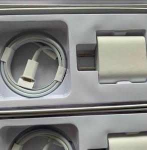 DHL 18W PD 유형 C 원래는 고품질 OEM는 8-11 프로 맥스 X의 XR의 USB-C 범용 빠른 충전기 어댑터에 대한 빠른 충전기를 포장 쉘