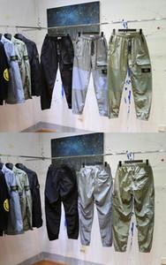 2020 manteaux mode sport décontracté hommes pantalon coton lâche confortable tissu de haute qualité pantalon bouton OEM pour les hommes les plus nouveaux