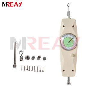 MREAY Serie NK mecánica analógica puntero Push Pull probador del calibrador de fuerza Meter Medidores dinamómetro Rally probador metro