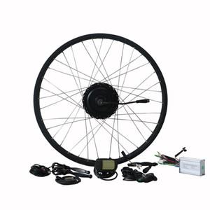 Livraison gratuite 48 V 750 W 8fun Bafang FAT pneu 20 '' 26 '' moteur de moyeu arrière moteur de gros vélo électrique Conversion Kit