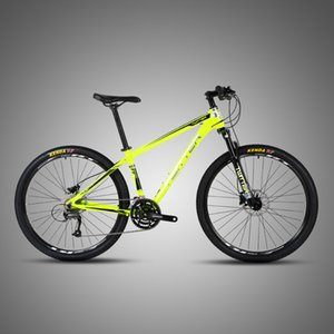 Mountain Bike off-Road Folding Racingtwitter Zite 27-Speed Classic Export Quality Aluminum Alloy Cross-Country Adult Mountain Bike Men and W
