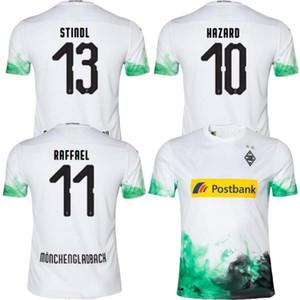 2019 2020 Borussia Monchengladbach home calcio maglie pericolo RAFFAEL STINDLPLEA maglia di calcio OP QUALITÀ maglia di piede