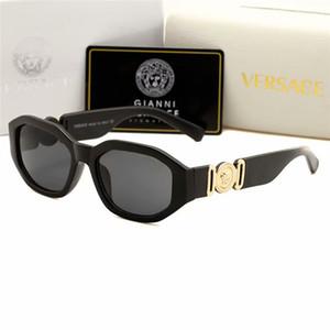 Alta qualidade Matte Black Frame piloto Moda Óculos De Sol Para Homens e Mulheres Marca Designer Esporte Do Vintage óculos de Sol Com caixa e caixa