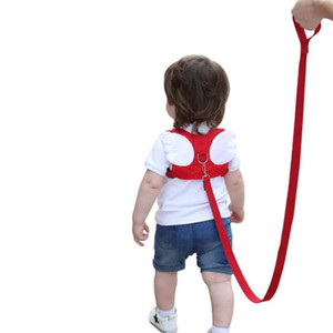 New Arrival Anti-lost Child Harness Leash With Angel Wings Baby Walking Assistant For 8-20 Months Baby