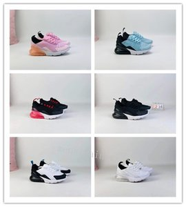Designer Kids 270 Chaussures de sport pour enfants 27c Chaussures de course pour bébés 270S jeunes Sneakers Sport pour la taille Garçon Fille Toddler 22-35