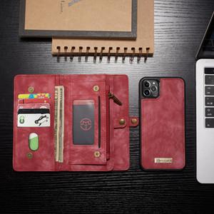 Couro de luxo de telefone para o iPhone 11 Pro Max X Xs Max Xr 8 7plus Fashion Designer Marca Case Voltar para Galaxy S10 S9 Nota 10 9 8