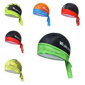 MTB Racing Ciclismo sombrero que se ejecuta adapta deporte bajo los cascos para bicicleta unisex Cap Pañuelo pirata venda de la bufanda mujeres de los hombres