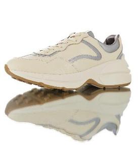 Ritón entrenador de la vendimia Formación zapatillas de deporte, hombres, mujeres, compras en línea tiendas, cuero de la esquina retro zapatillas de correr, los hombres de plata negro reflectante 3M