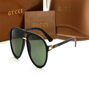 Luxury Fashion Стеклянные линзы Polit Luxury 6002 Солнцезащитные очки Высококачественные солнцезащитные очки для мужчин Goggle Designer Vintage metal Спортивные солнцезащитные очки
