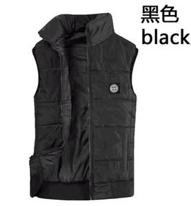 yelek Klasik tüy weskit ceket aşağı Yüksek kaliteli Fransız Yeni Tasarım Erkekler ve kadınlar kış rahat yelekler ceket womens