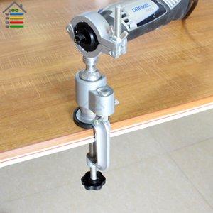Outils Abrasifs Universal Vise pince Banc étaux Vice Grinder Holder Mini perceuse électrique stand Faire l'expédition Flat Grinder gratuit