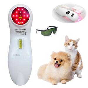 Wunden Therapie Kalte Laser-Therapie für Tierschmerzlinderung mit 808nm und 650nm Low-Level-Laser-Gerät