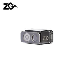 100% da capacidade original ZQ MOOX Pod Atomizador 3ml Ejuice Para substituição ZQ MOOX Kit sistema pod vape vape cartuchos e cigarros