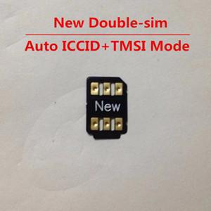 iOS 13.x için DHL Çift sim kilidini Kart tüm iPhone ve GSM WCDMA LTE 4G Otomatik Açılır Menü Turbo Sim Gevey