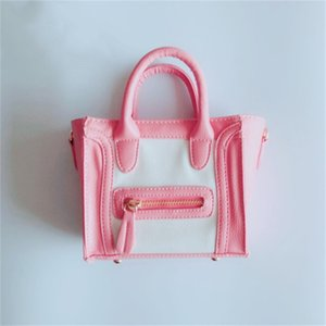 Saco Qute Handbag Shoulder Designer Luxo Bag Cruz Infantil Corpo # PH-CFY2003181