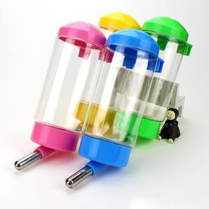 400ml Pet erogatore dell'acqua 4 colori in plastica Pet Water Dispenser in acciaio inossidabile palla appesa periferica del gatto del cane di rifornimenti XD23027