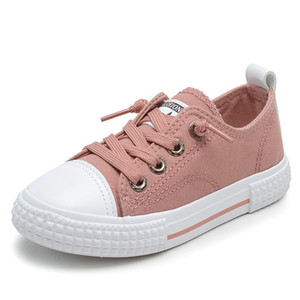 Kids Casual Canvas Boys Children's Sneskers Forgirl Princess Flat Shoes