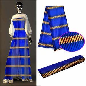 nigerian lace fabrics silk chiffon fabric african print fabrics for patchwork bazin brode lace silk material 5yard lot LLB-