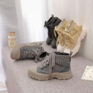 niños impresionantes zapatos de deporte de invierno impresionante ocasional niños pequeños zapatillas de deporte de los niños Calzado de nueva moda años