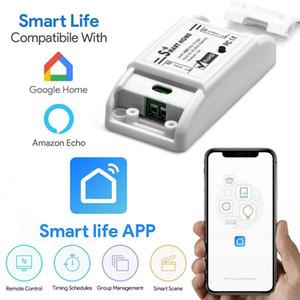Туя Wifi переключатель DIY беспроводной пульт дистанционного модуля Domotica Light Smart Home Automation Relay Controller Работа с Alexa Бесплатная доставка
