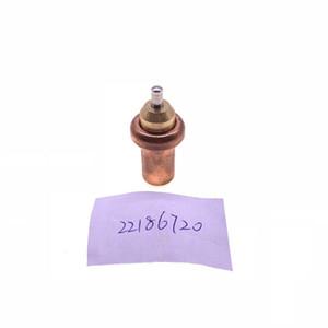 Envío gratis 4 unids / lote 22186720 después del mercado de piezas de repuesto de la válvula de control de temperatura Ingeroll Rand válvula termostática kit de válvula térmica núcleo