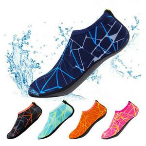 Adulto Barefoot água da pele aqua sapatos Meias Mergulho Meias Sea Beach Swim Surf Yoga