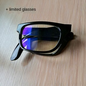 New hot products anti-blue light anti-ultraviolet presbyopic glasses folding multifunctional Intelligent Zoom presbyopic glasses
