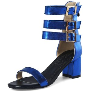 Hot2019 kadın Olacak Ayakkabı 41-43 Kısa Teneke Kutu Kemer Serin çizmeler Yüksek Rugan Ile Yüksek Yıllardır En 44-48 Yaşayan Q7