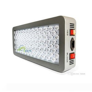 DHL Advanced Platinum Series P300 300w 12-band LED Grow Light AC 85-285V Double leds - DUAL VEG FLOWER FULL SPECTRUM Led lamp lighting 555