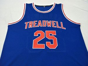 Custom Men Youth women Vintage Rare #TREADWELL PENNY HARDAWAY #25 Round neckBasketball Jersey Size S-4XL or custom any name or number jersey